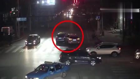 监控:潍坊地区交通事故监控全记录