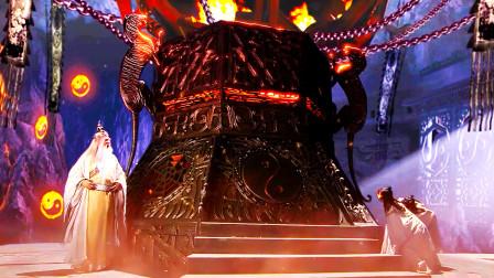 太上老君有几个八卦炉?竟然有四人给他看炉,还有一个兼职的!