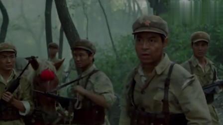 血战落魂桥:八路桥前遭埋伏,属下眼疾手快,一枪成功解围!