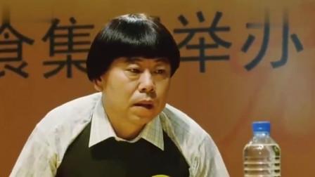 大胃王:比赛中选手各有战术,潘长江先吃包子,日本高手先吃肉肠