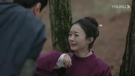 赵丽颖唯一一次笑场,冯绍峰硬着头皮演,导演没删意外火爆