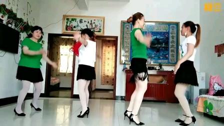 爱爱广场舞双人对跳