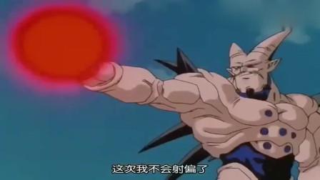 龙珠:悟空和贝吉塔联手,使用残像拳,差点就成功融合为悟吉塔!