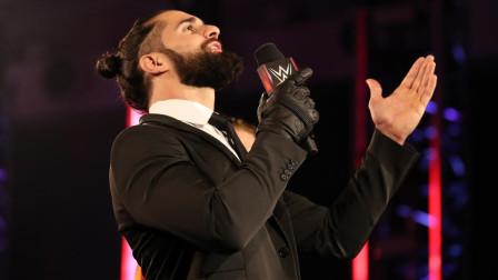 WWE摔小辉: 爆裂震撼大赛,罗林斯VS米兹 IC冠军比赛!