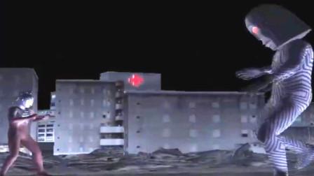 艾克斯奥特曼火星遇到了帕斯机器人谁赢?