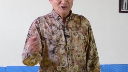刘清海老师讲述:济南跤场故事,摔跤的魅力