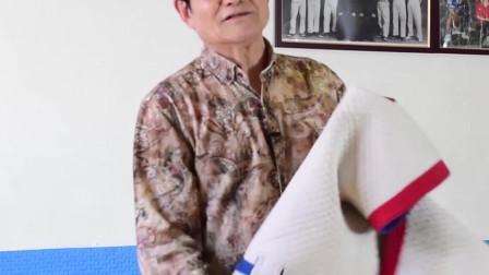 刘清海老师讲述:跤衣发展史