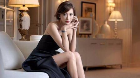林志玲身材有多好?她穿了这件裙子出场时,网友:便宜黑泽了