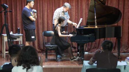"""钢琴大师课-系列(60中)上课曲目《贝多芬 """"悲怆""""奏鸣曲Op.13 第一乐章》第二节课"""