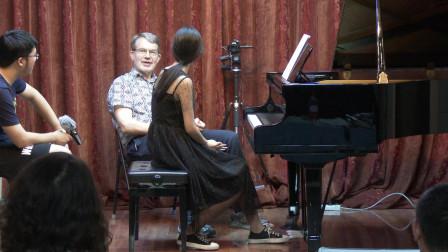 """钢琴大师课-系列(60下)上课曲目《贝多芬 """"悲怆""""奏鸣曲Op.13 第一乐章》第二节课"""