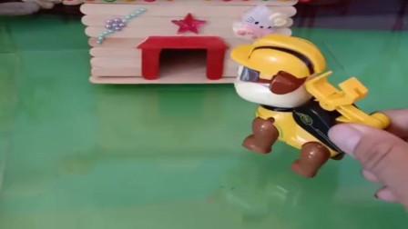 小猪佩奇玩具:具佩奇化妆真是太难看了,把小朋友们都吓着了