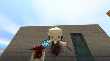 迷你世界吸血鬼:吸血鬼制作用熔炉才能打开的门