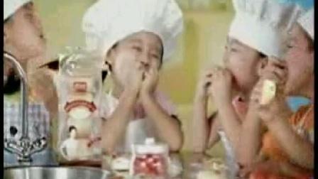 蒋雯丽盼盼法式小面包广告