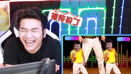 憋笑大挑战:粉丝把冈哥头像放入视频恶搞,毫无违和感!