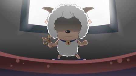 羊羊快乐的一年:喜羊羊为了救小羊,独闯狼堡挑战灰太狼,威武!