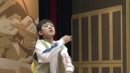 刘洋摸底考察精彩舞蹈表演