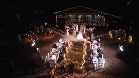 520沙滩婚礼,大海、沙滩、海鸥,与你独享