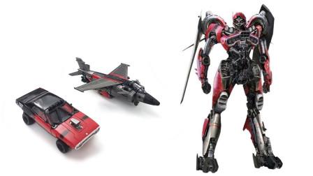 变形金刚电影系列 SS40道奇挑战者 SS59飞机粉碎 机器人玩具