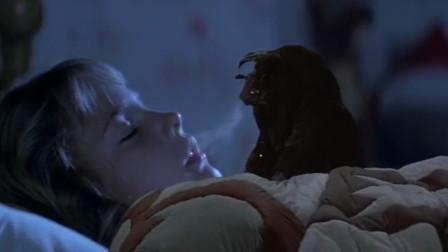 神盯上无辜小女孩,每晚出来吸食阳气,却不想被一只猫咪破坏