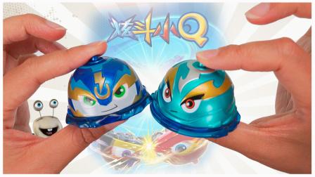 炫斗小Q 对战陀螺玩具