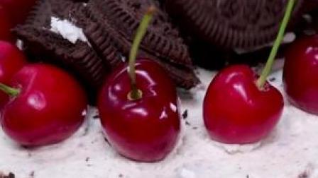 1分钟学会奥利奥#冰激凌 蛋糕,口感细腻,夏天必备#vlog美食记