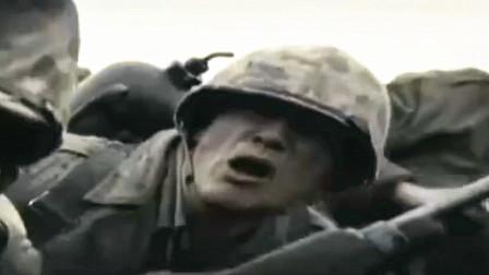 太平洋战争片,大规模火力压制,场面真实宏大