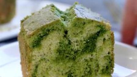 抹茶控最爱的磅蛋糕,清新不腻超好吃#vloge美食记 #夏日美食季
