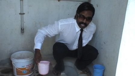 印度人上完厕所用手擦,竟然还有好处?得痔疮的概率全世界最低!