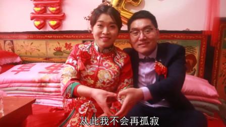 山西一40岁女老板,怀孕嫁给25岁农村小伙,结婚当天好热闹