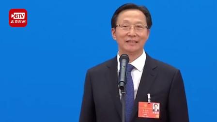 农业部长韩长赋呼吁多买农产品:把电商平台和贫困地区联系起来