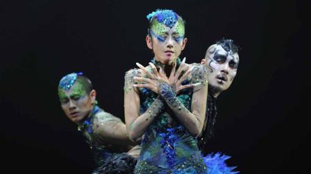 杨丽萍和男徒弟跳舞投入太深,镜头被拉近后,网友:简直不忍直视
