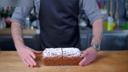 只要家中有搅拌机和烤箱,就能动手做出,美味的咖啡蛋糕