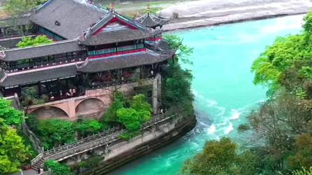四川成都都江堰,古时李冰父子建造,有让你震惊吗?