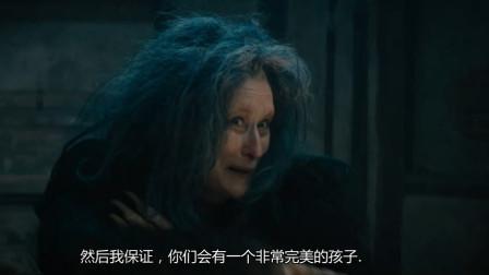 魔法黑森林:女巫可以解开诅咒,却提出了四个奇怪要求