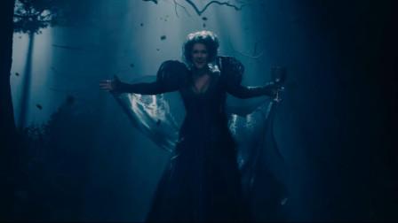 魔法黑森林:女巫终于解开诅咒,变成大美女,妇人瞬间怀上了孩子