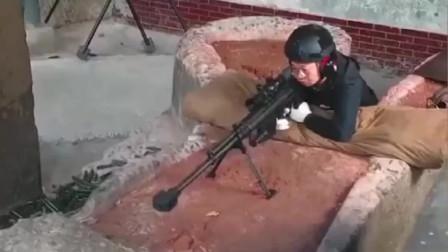 平底锅能挡子弹吗?国产12.7毫米狙击枪现场教学!