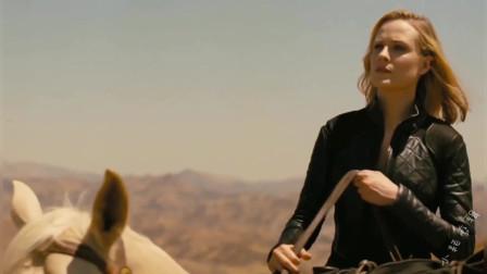 美女用黑科技巴雷特自带无人机侦察,穿墙一枪一个准,简直就是在开挂啊