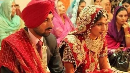 都是结婚为啥中印差距那大?不仅没有彩礼,女方还倒贴嫁妆!