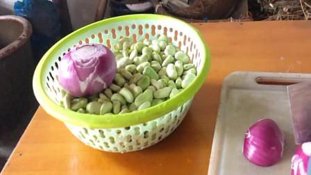 蚕豆这么做更好吃