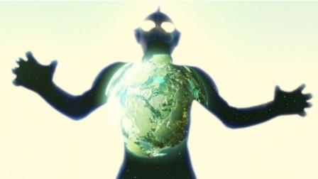 他超越奥特曼数百亿年,那时光之国还没诞生?奥特之父辈分最低!