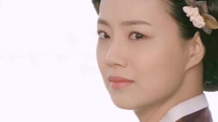 韩剧女扮男装的画家河边送行依依不舍,此生恐难再相见