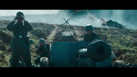碰上顽强的坦克不可怕,遇上这样的反坦克炮那就唯有自求多福了