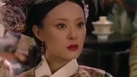 甄嬛传:滴血认亲时,甄嬛不小心露出了致命破绽,可惜皇后没看懂