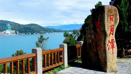 在台湾岛美丽的景色里听邓丽君唱《绿岛小夜曲》,别有一番情愫在心头
