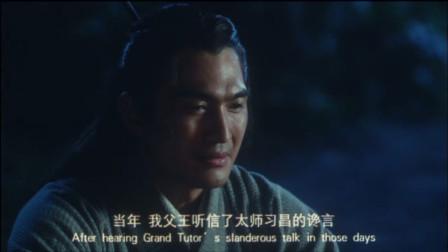 凤舞天下:公子乙是长兄,理应获得王位,却被放逐在外