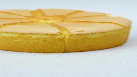 戚风蛋糕详细的做法,看完别再说你不会了!