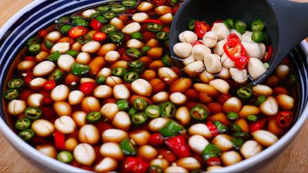 花生别只炸花生米了,加一把辣椒,不炒不炸不煮,连吃10天也不腻