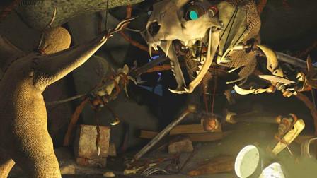 科幻片《机器人9号》,人类制造了机器,机器人,毁灭了人类