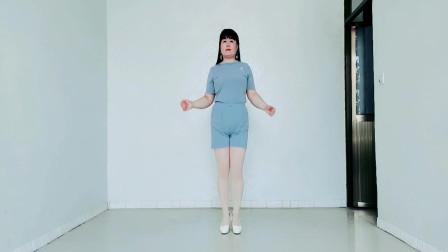健身版《女人爱潇洒男人爱漂亮》就几个简单的运动,就可以达到全身运动