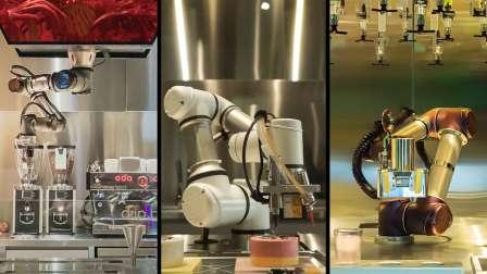 cafe.bot咖啡品牌体验设计店 韩国